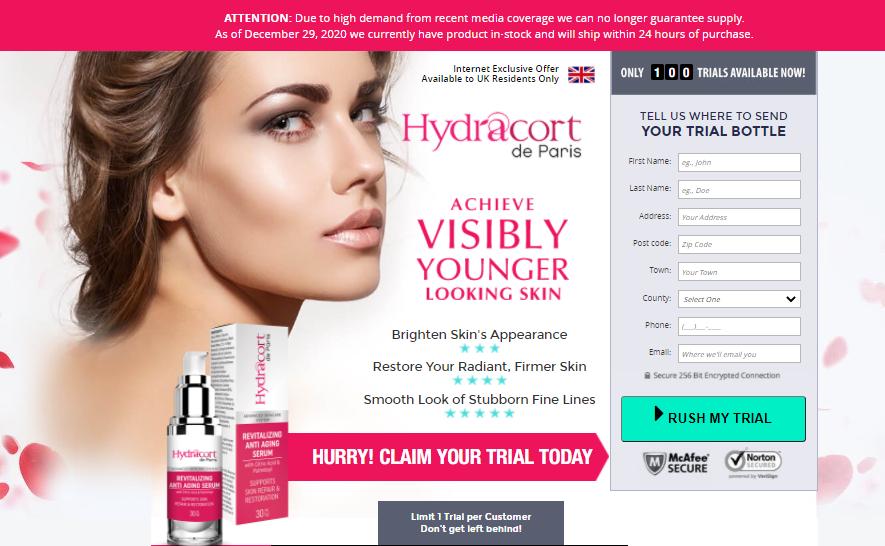 Hydracort Serum
