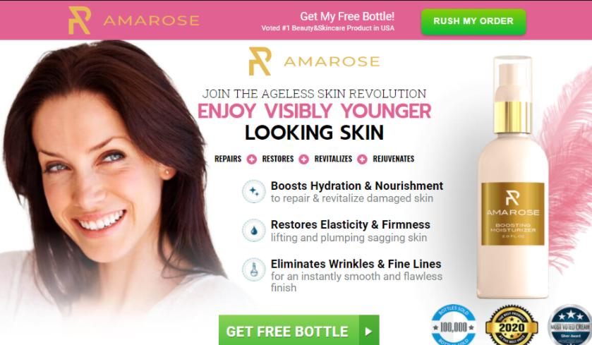 Amarose Boosting Moisturizer 1