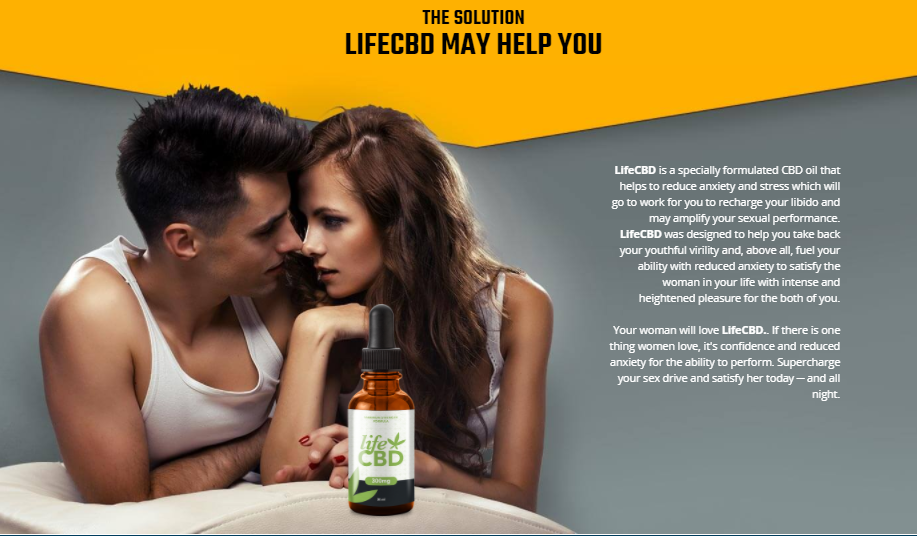 Life CBD Male Enhancement 2