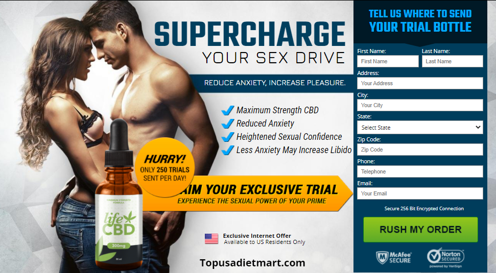 Life CBD Male Enhancement