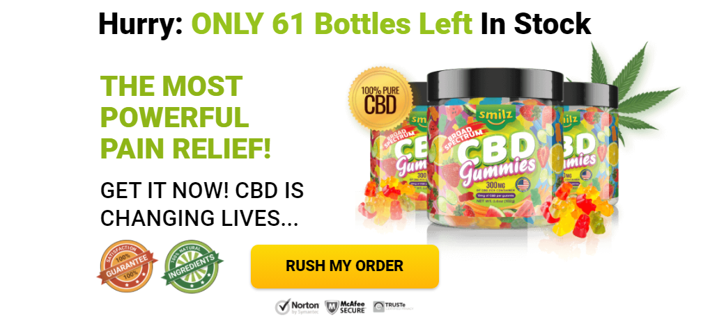 Winged CBD Gummies 1